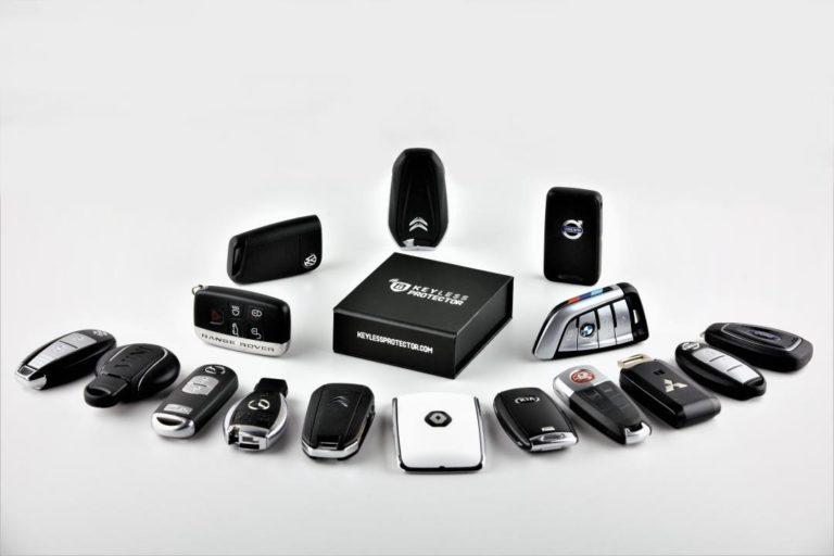 Keyless Protector - ochrona auta z bezkluczykowym systemem obsługi